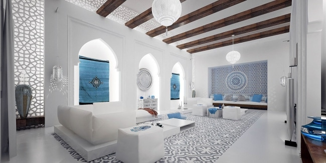 Interieur marocain design for Article de decoration interieur