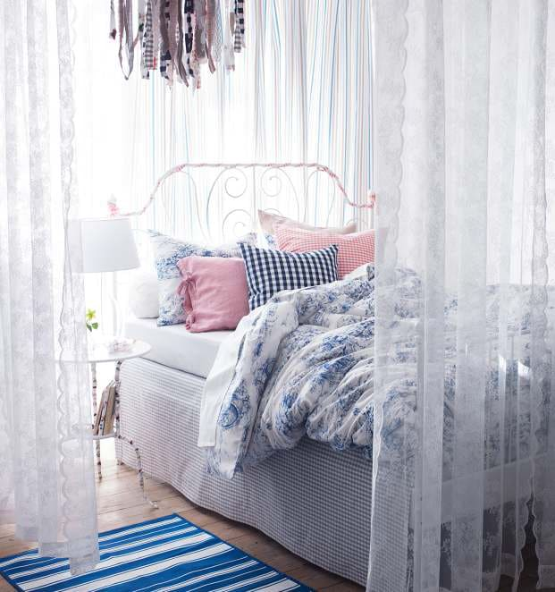 45 id es pour d corer votre chambre chez ikea. Black Bedroom Furniture Sets. Home Design Ideas