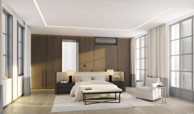 decoration-chambre-avec-bois