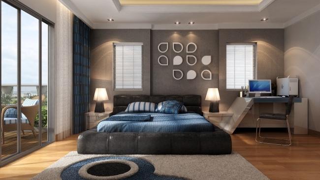 Ides De Dcoration De Chambres Simples Et pures