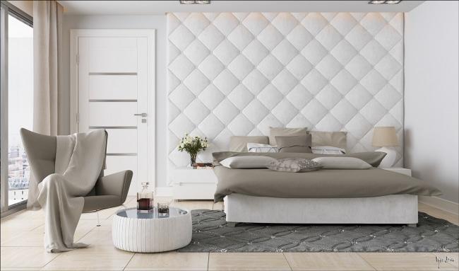 Decoration chambre blanche - Decoration chambre blanche ...