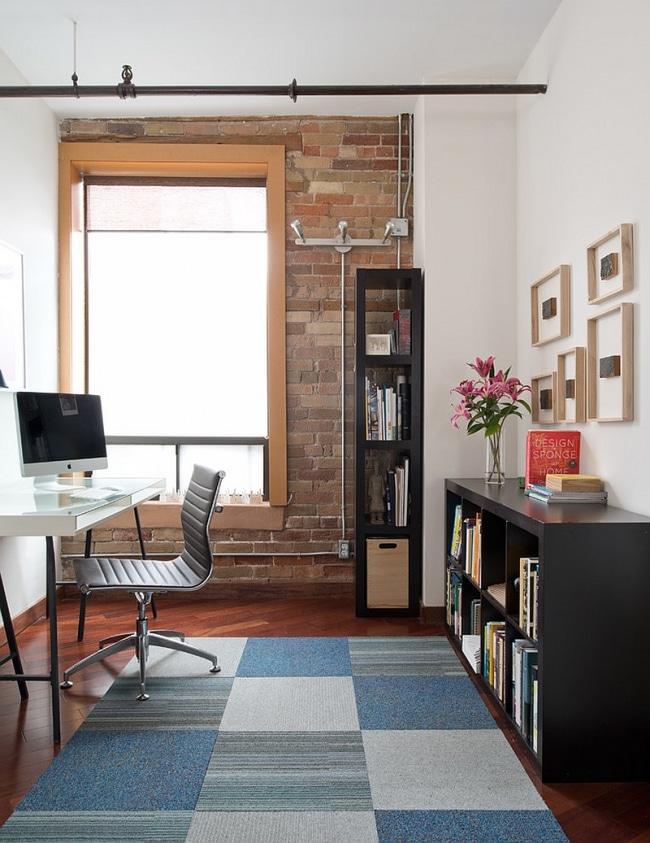 id e d co bureaux industriels avec une touche de modernit. Black Bedroom Furniture Sets. Home Design Ideas