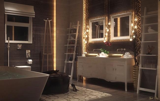 Idées et inspirations pour une salle de bain de luxe