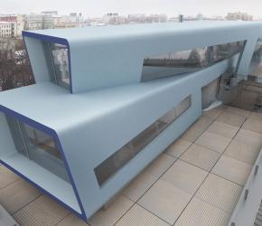 Penthouse-Za-Bor-Architects