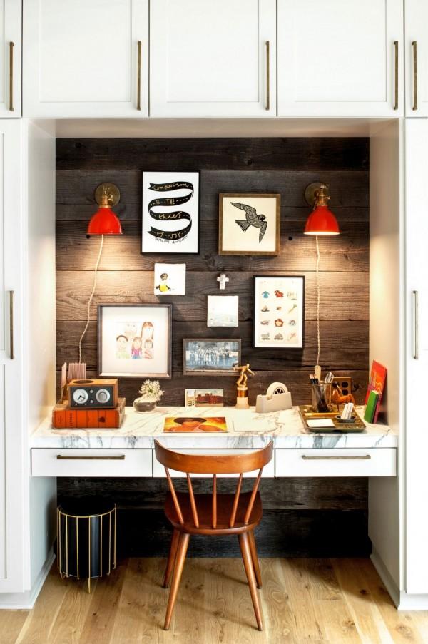 bureau domicile cosy. Black Bedroom Furniture Sets. Home Design Ideas