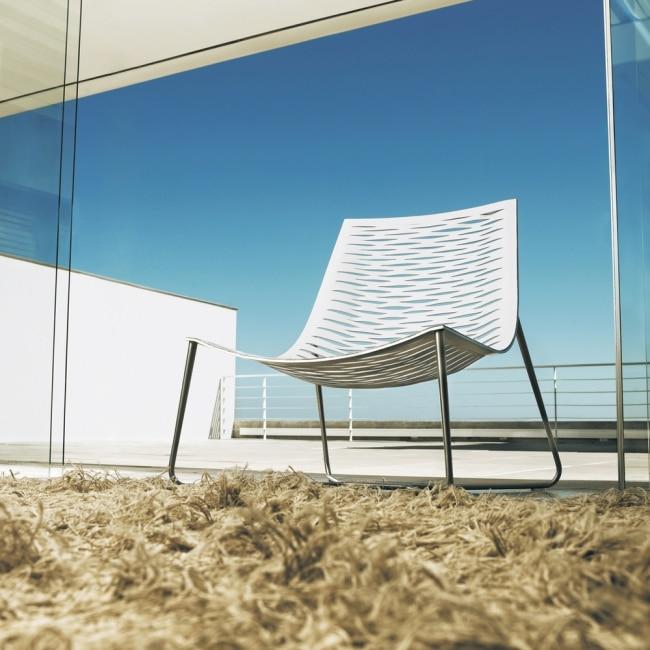 Chaise design york de marcelo ligieri for Chaise york