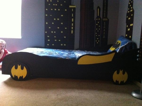 D 233 Coration De Chambres Pour Enfants Sur Le Th 232 Me De Batman