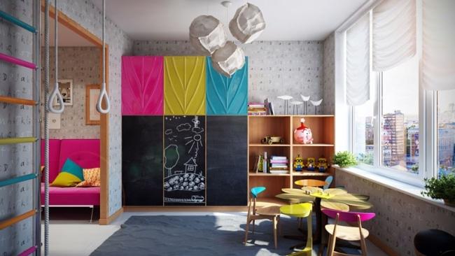 50 idées pour décorer la chambre de vos enfants