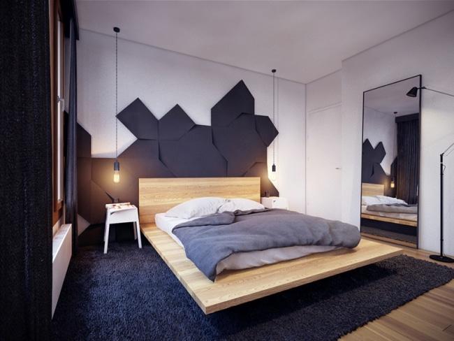 Décorer un salon avec un tapis et coussins colorés