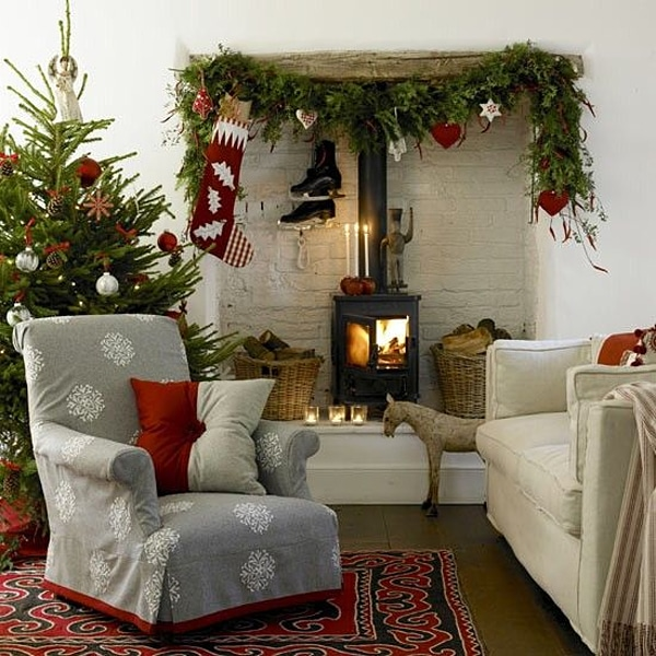 Idee decoration noel scandinave 13