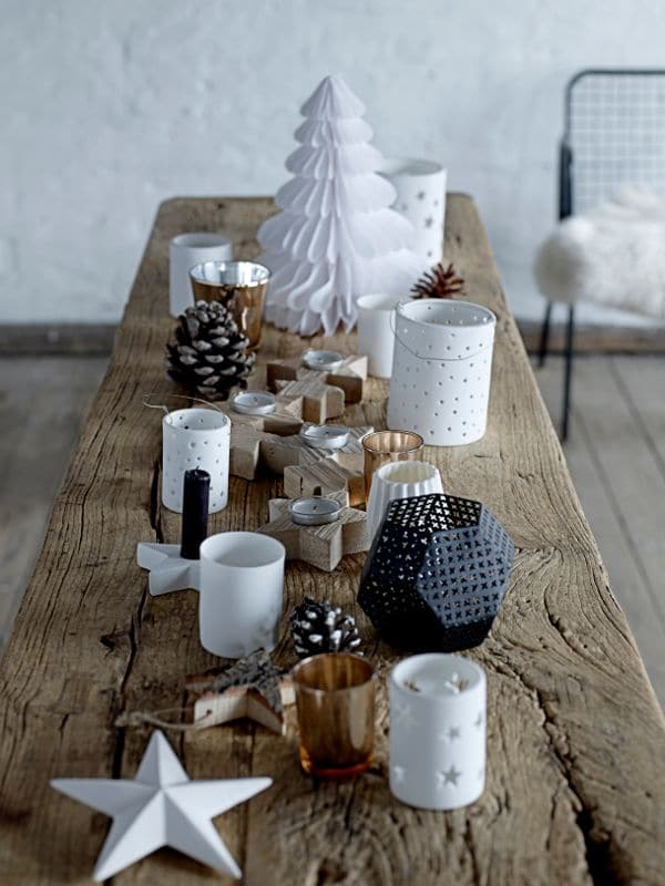 Idee decoration noel scandinave 30