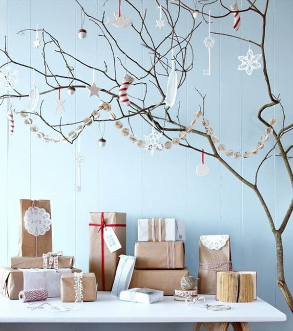 Idee decoration noel scandinave 39