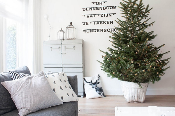 Idee decoration noel scandinave 40