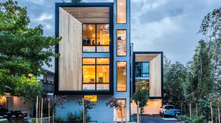 S lection des plus belles maisons contemporaine design - Les plus belles architectures de maisons ...