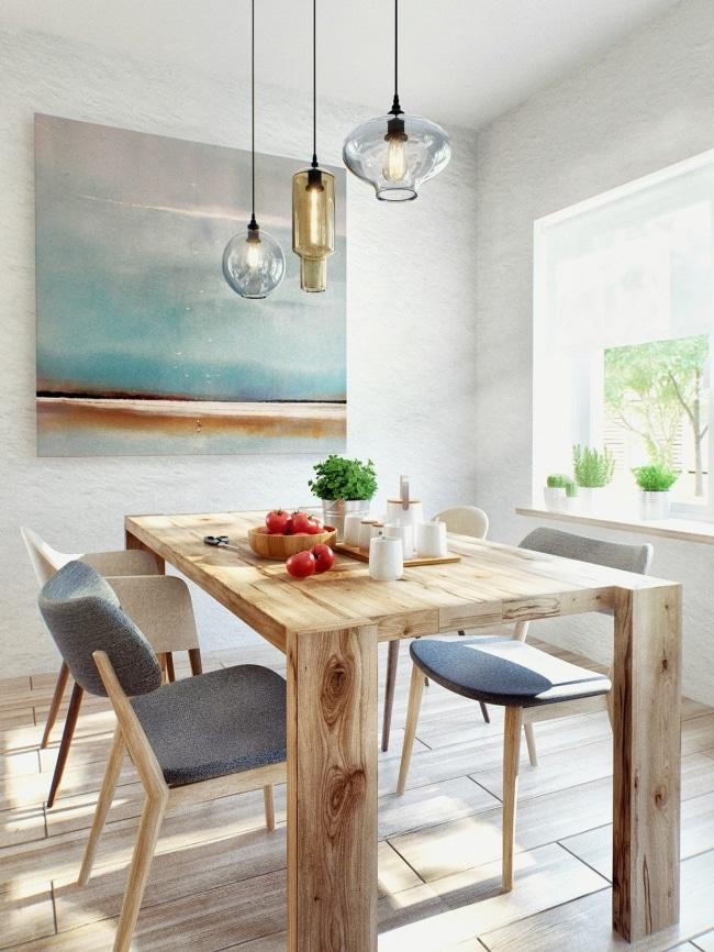table-bois-brut-cuisine