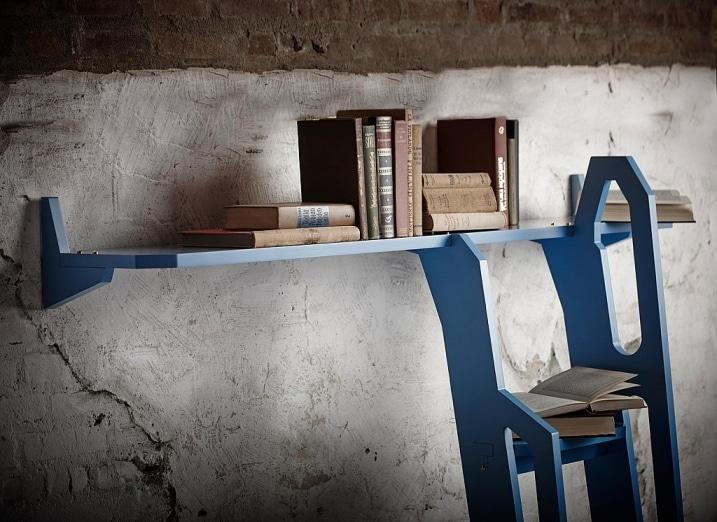 Bibliotheque etagere design