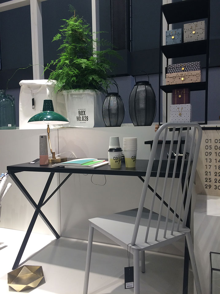 Photos du salon maison objet 2015 for House doctor bureau