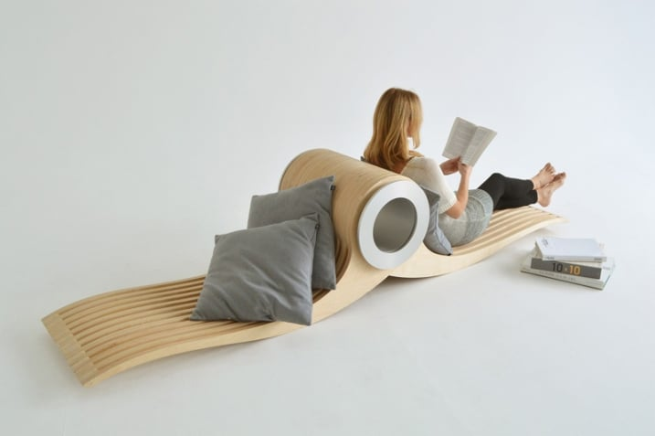 Chaise EXOCET
