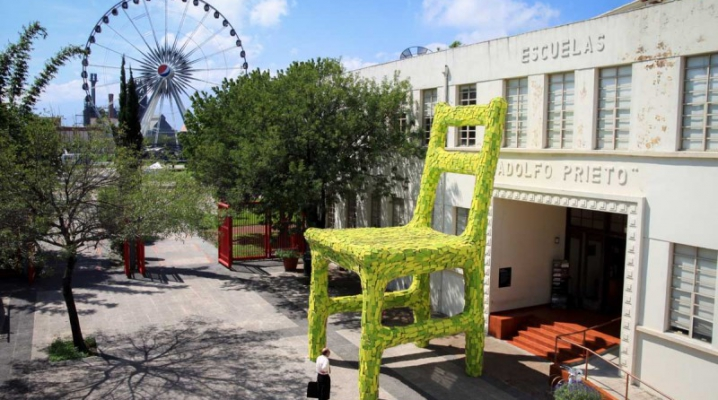 chaise design nidosilla