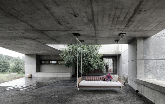hamacs et chaises suspendues d 39 int rieur. Black Bedroom Furniture Sets. Home Design Ideas
