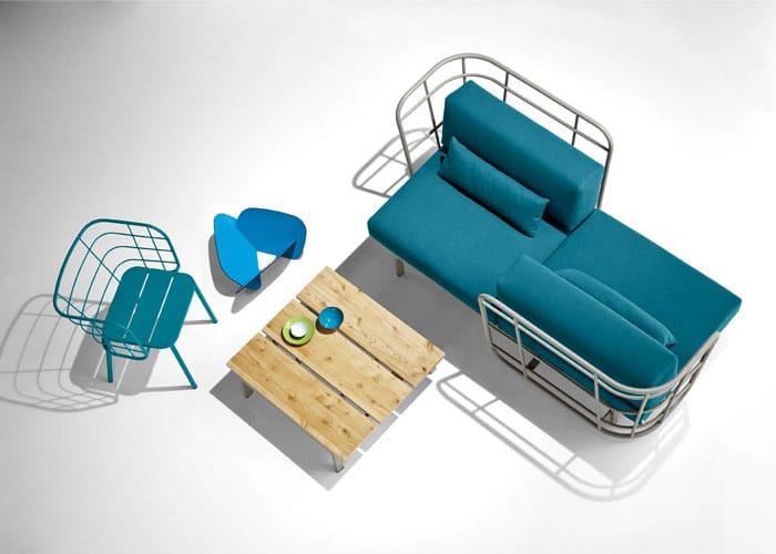 canape d 39 exterieur design jujube. Black Bedroom Furniture Sets. Home Design Ideas