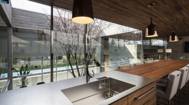 id es de cuisines avec un style japonais minimaliste. Black Bedroom Furniture Sets. Home Design Ideas