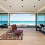 Maison architecte vue ocean