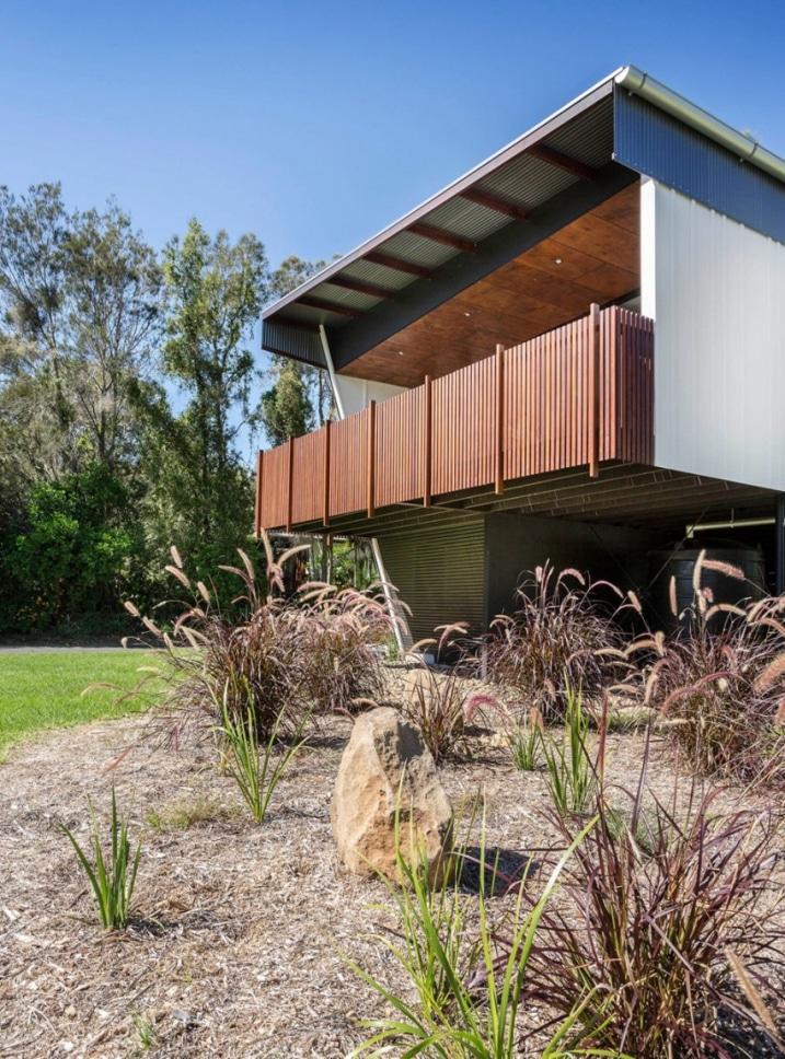 Maison conome et passive for Assurer une maison en zone inondable