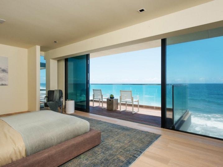 Terrasse vue ocean Malibu