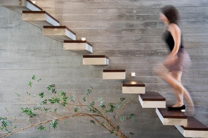 mur en beton brut. Black Bedroom Furniture Sets. Home Design Ideas