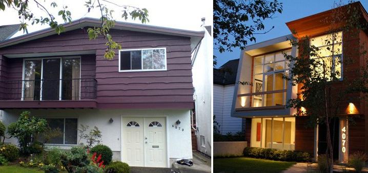 8 projets de r novation de maison avant apres for Renovation maison ancienne avant apres