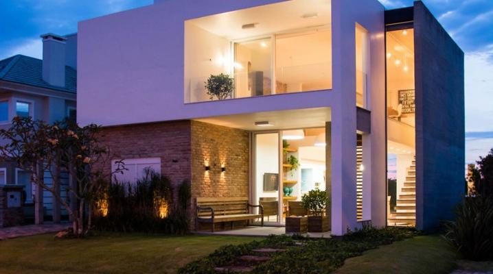 R sidence familiale contemporaine de estudio 30 51 - Architecture contemporaine residence parks ...