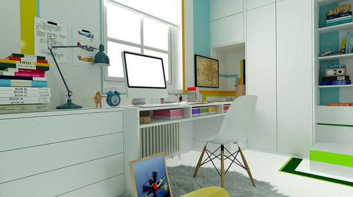 d corer une chambre d 39 enfant sur le th me des avions. Black Bedroom Furniture Sets. Home Design Ideas