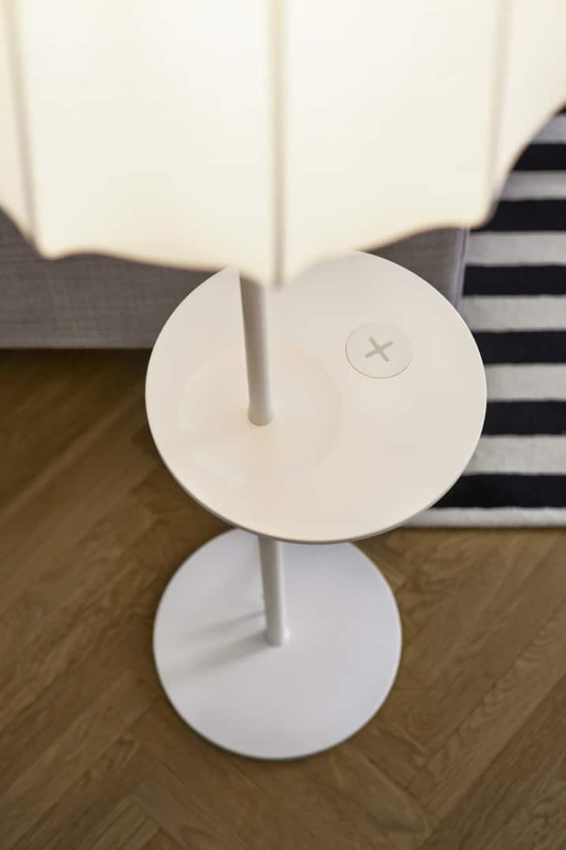 Des Chargeurs Sans Fil Qi Dans Les Meubles Ikea