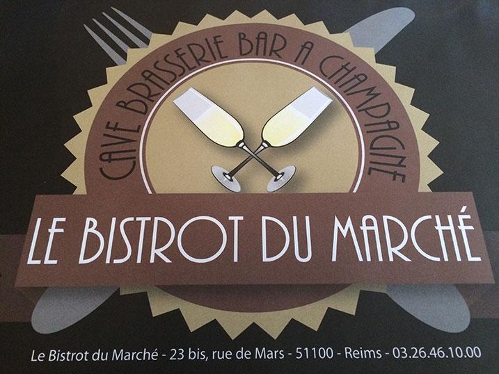 Le Bistrot du Marché Reims