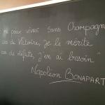 Sitation Napoléon Bonaparte