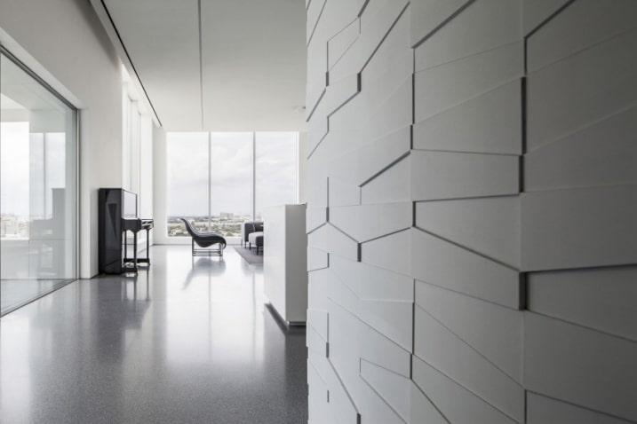 Accoustic White Interior Paint