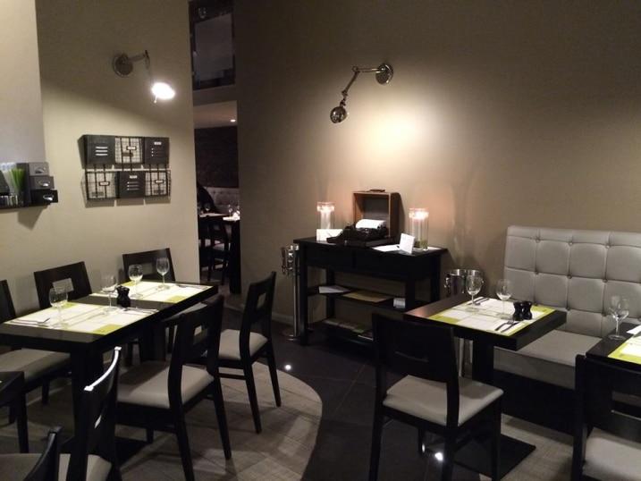 Aménagement Restaurant M\'Eating Room