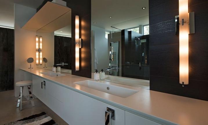 Salle de bain de luxe - Salle de bain ultra moderne ...