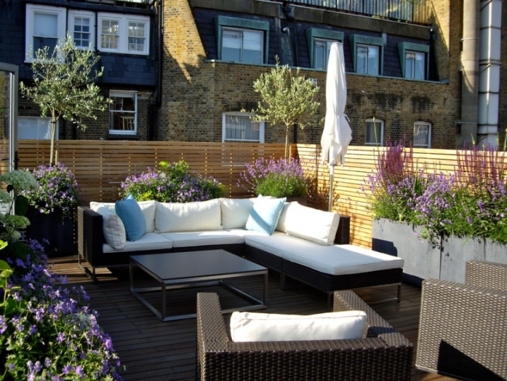 Apartment porch ideas: small condo patio design inspiration ...