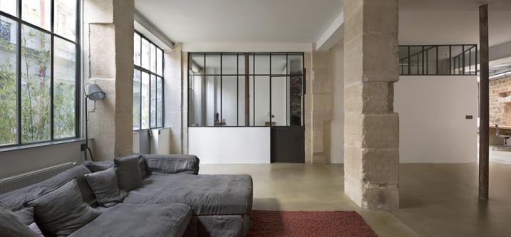 Fenêtres pour Loft