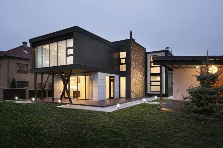 maison moderne 2015