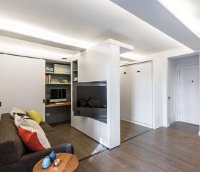 am nager un petit appartement gagner de la place dans un appartement page 2. Black Bedroom Furniture Sets. Home Design Ideas