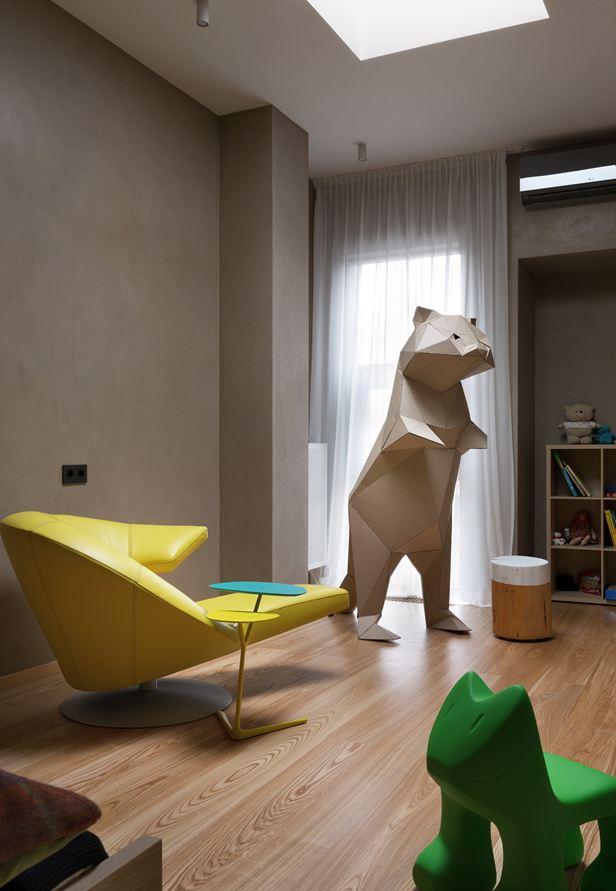 Sculpture design g om trique for Architecture geometrique