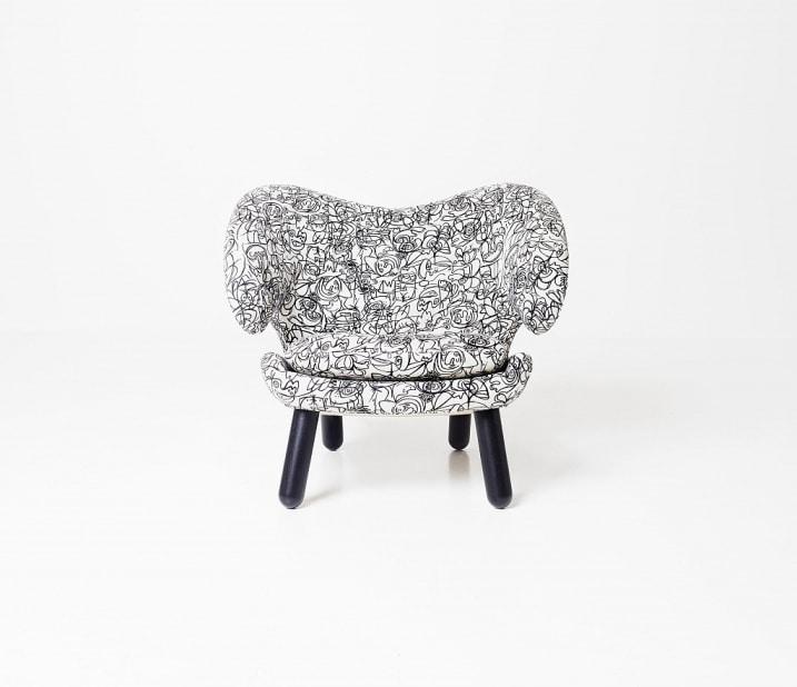 Edition spécial du fauteuil pelican