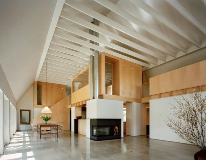 faire un sol en b ton cir dans une maison. Black Bedroom Furniture Sets. Home Design Ideas