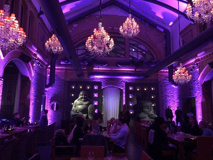Restaurant Nordbahnhof Two Buddhas