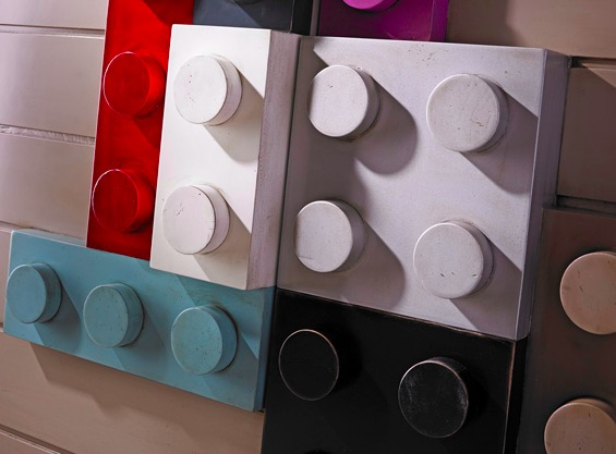 Facade de meuble LEGO