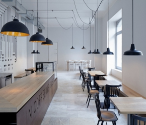 Id es d coration restaurant am nagement restaurant - Idee deco restaurant ...