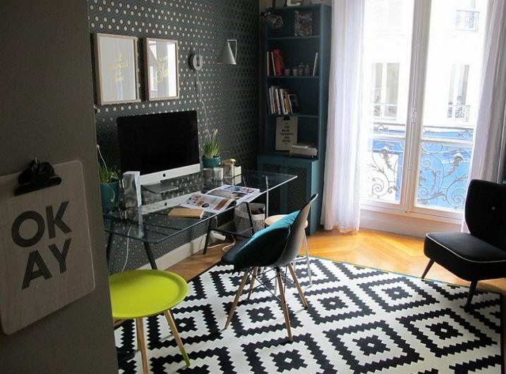 Idées pour décorer un bureau avec un style scandinave